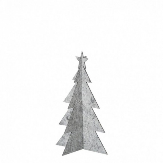 OOhh Juletre 20 cm Grå