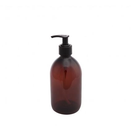 Plint Apotekflaske 500 ML Brun