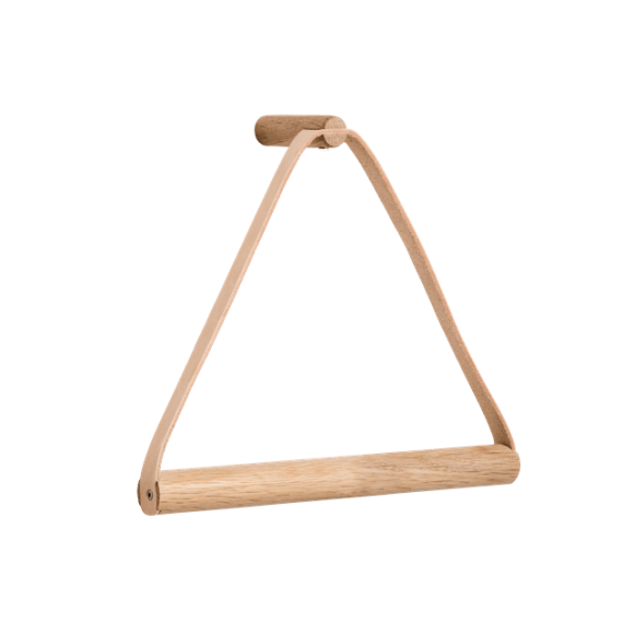 By Wirth Towel Hanger Oiled