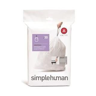 Simplehuman Avfallspose A 4,5 L
